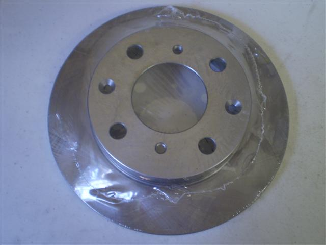 HON ACTY FRONT ROTOR